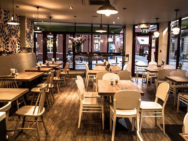 Souk Kitchen 3, Bristol, North Street