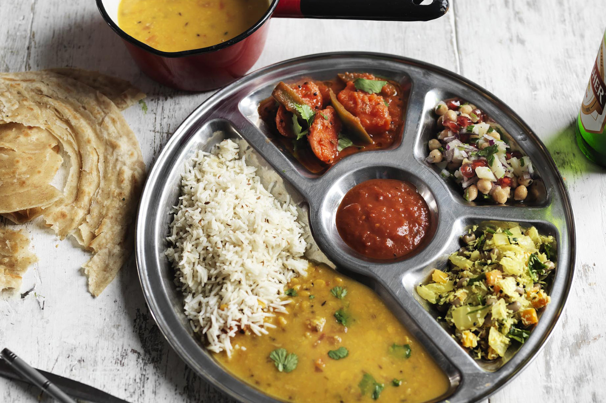 The Thali Cafe, Picton Street, Bristol