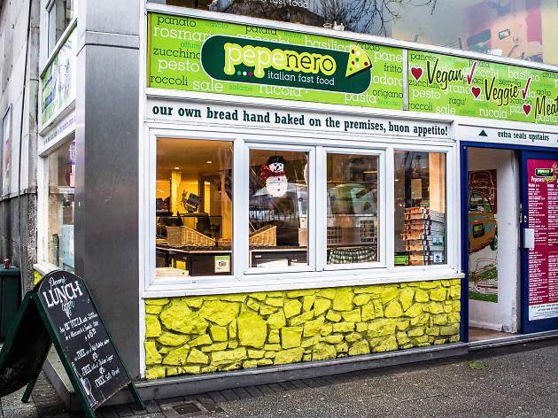 Pepe Nero Organic, Bristol