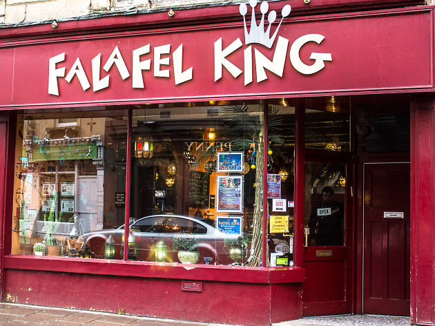 Falafel King, Bristol