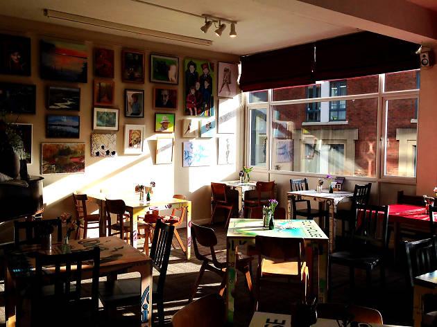 The Folk House Café & Bar