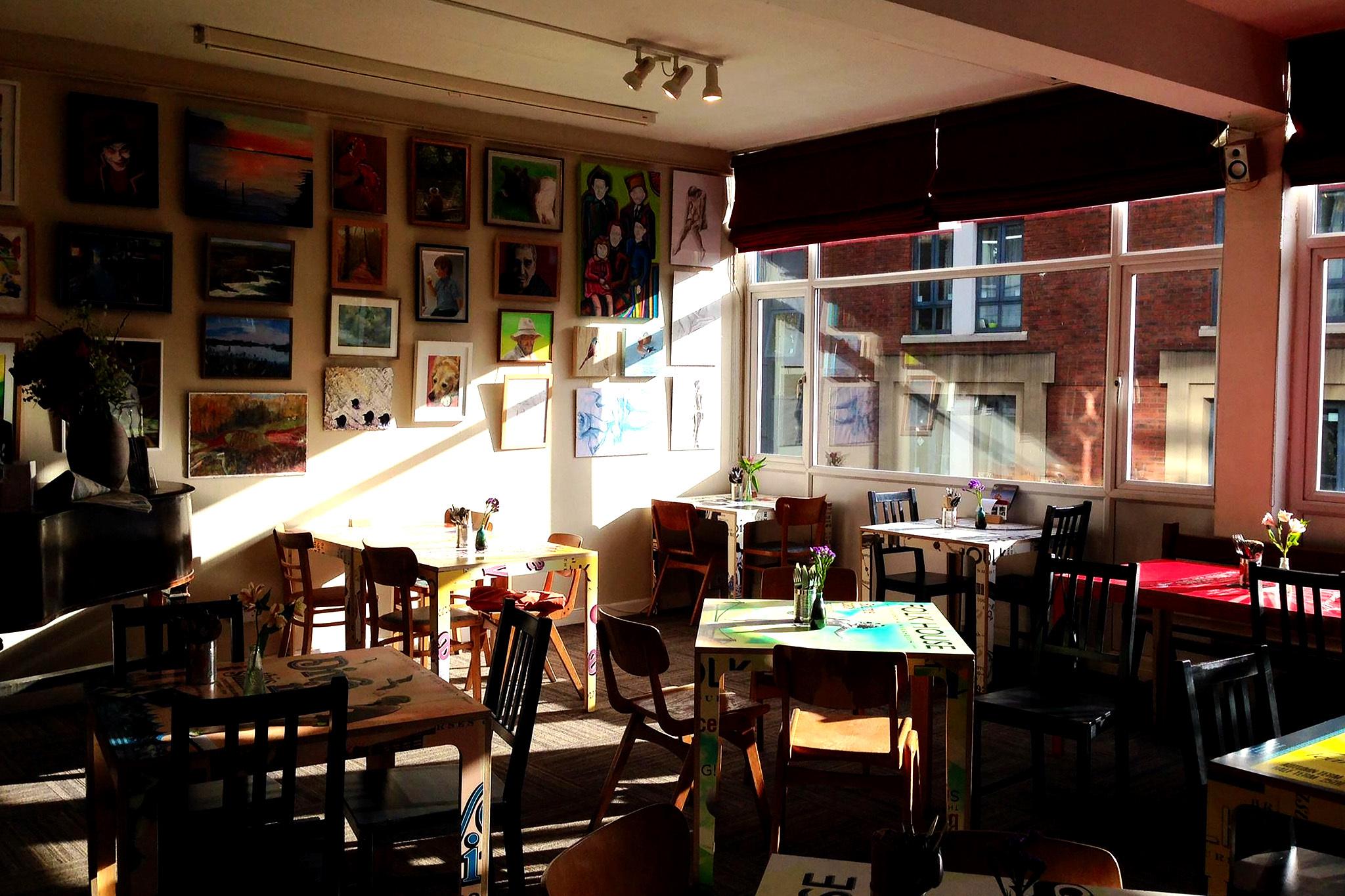 The Folk House Cafe, Bristol