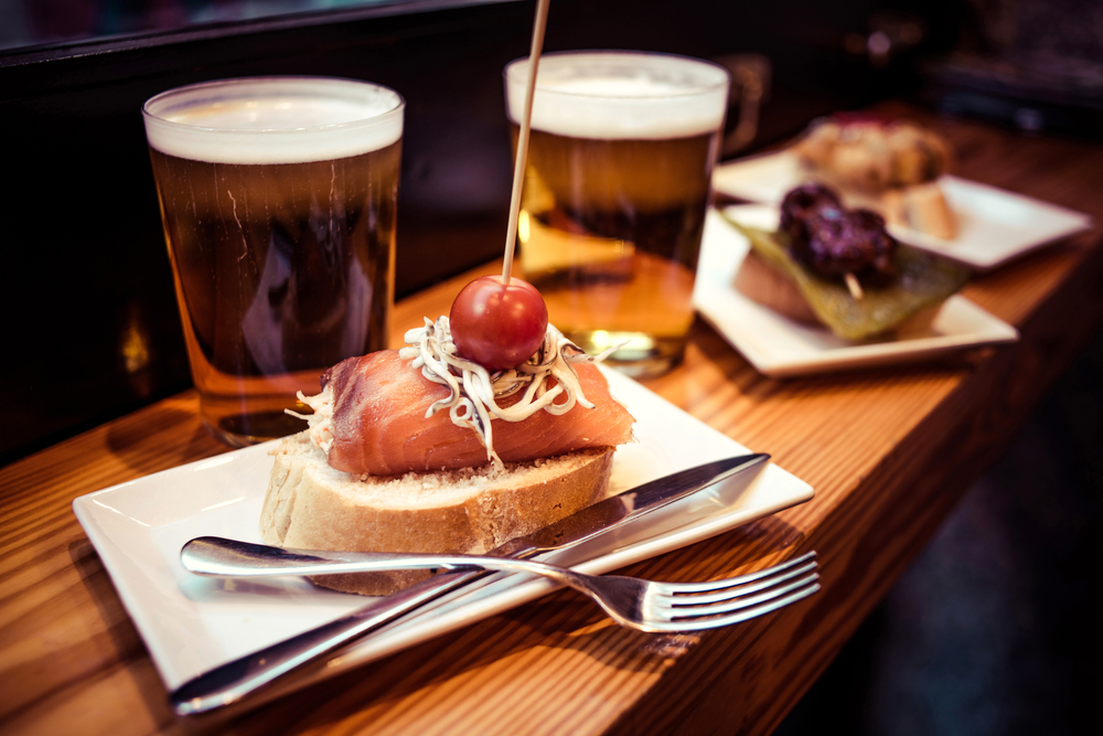 Madrid bars with free tapas