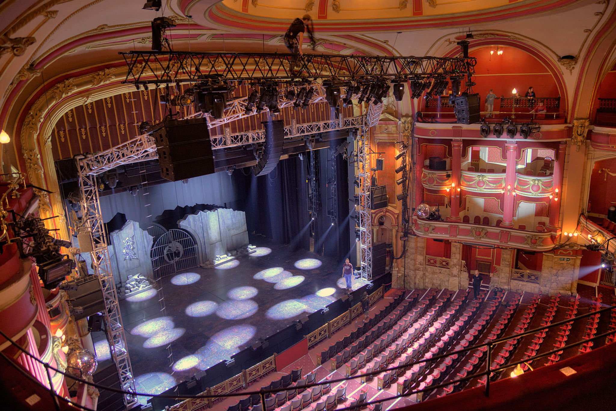 The very best theatres in Bristol