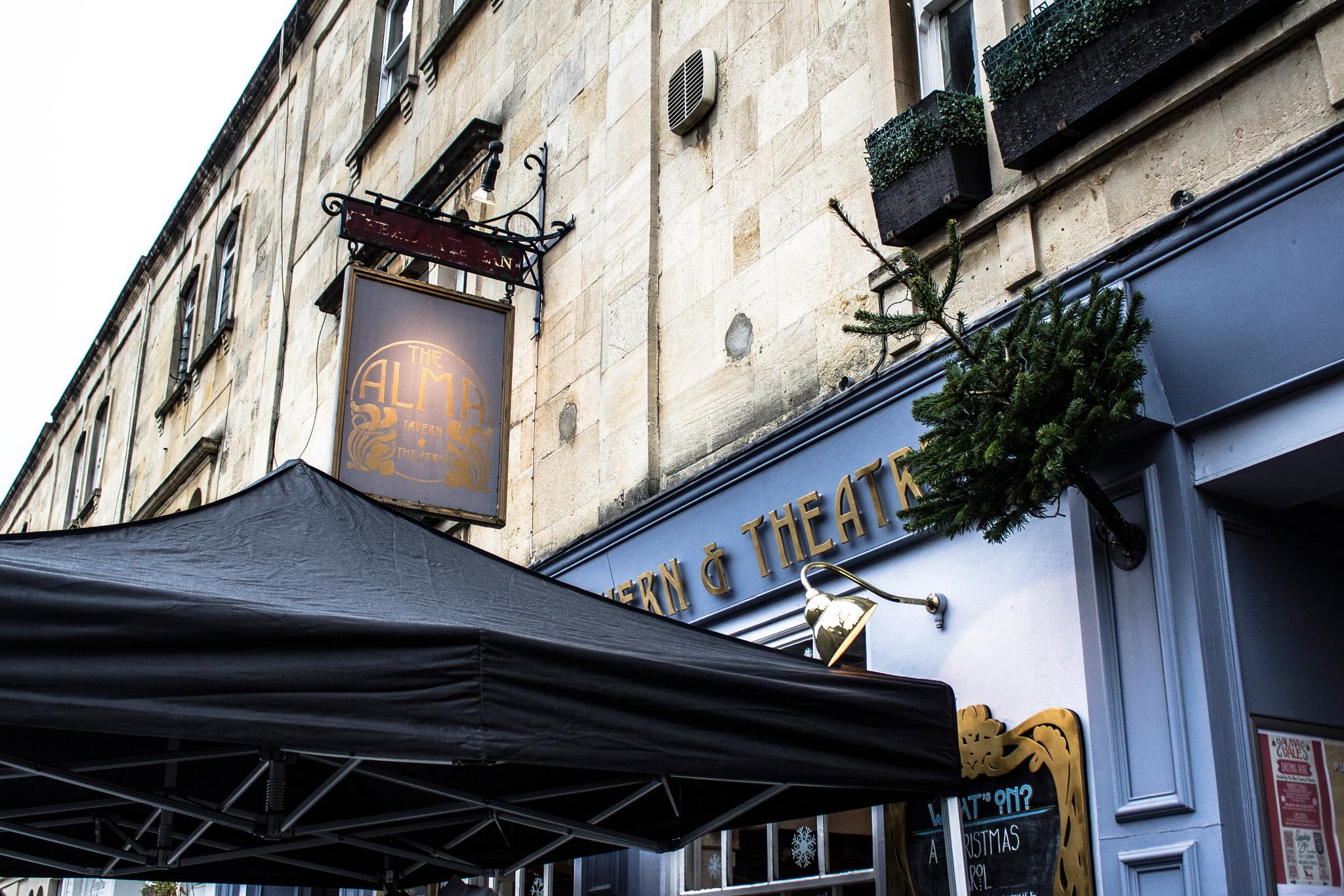 The Alma Tavern Theatre, Clifton, Bristol