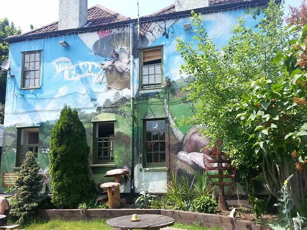the farm pub bristol