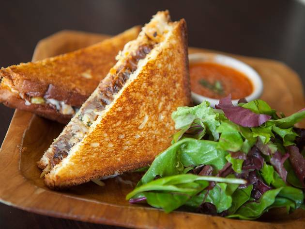 Heywood Grilled Cheese (CLOSED)