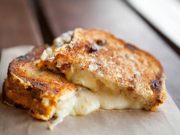 The best grilled cheese sandwiches in L.A.