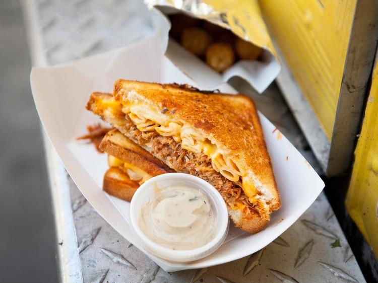 The Grilled Cheese Truck in Los Angeles, CA