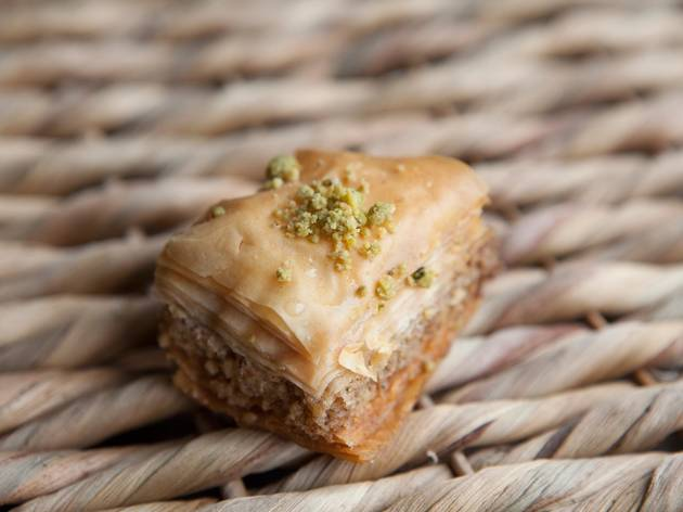 Baklava at Movses