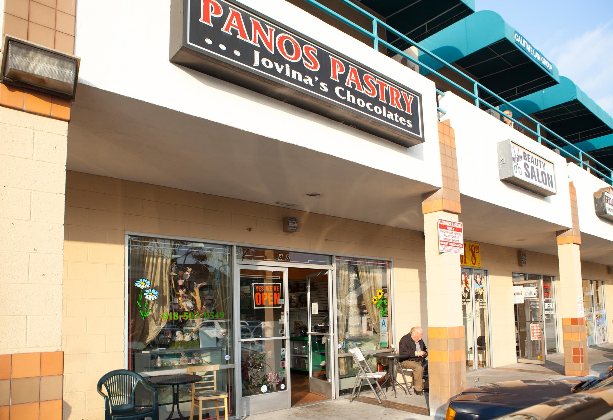 Panos Pastry