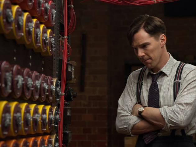 Mejor guión adaptado: 'El código enigma'