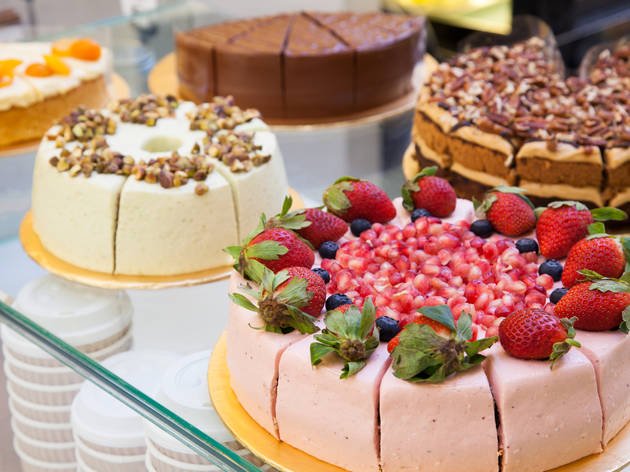 The best cake shops in KL