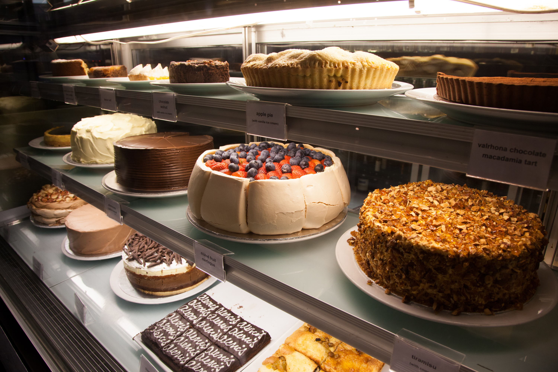 Crumbs Bakery Cake Menu