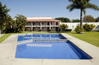 Hotel Iguana (Foto: Alejandra Carbajal)