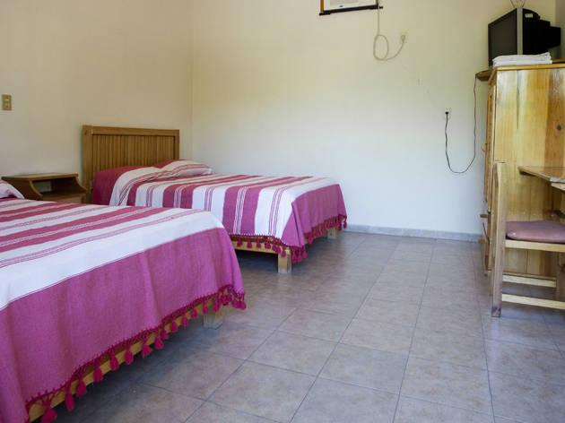 Hotel Villas El Trébol (Foto: Alejandra Carbajal)