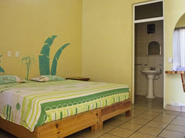 Hotel Relax     (Foto: Alejandra Carbajal)