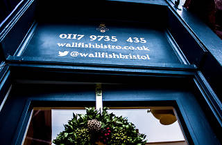 Wallfish Bistro, Bristol