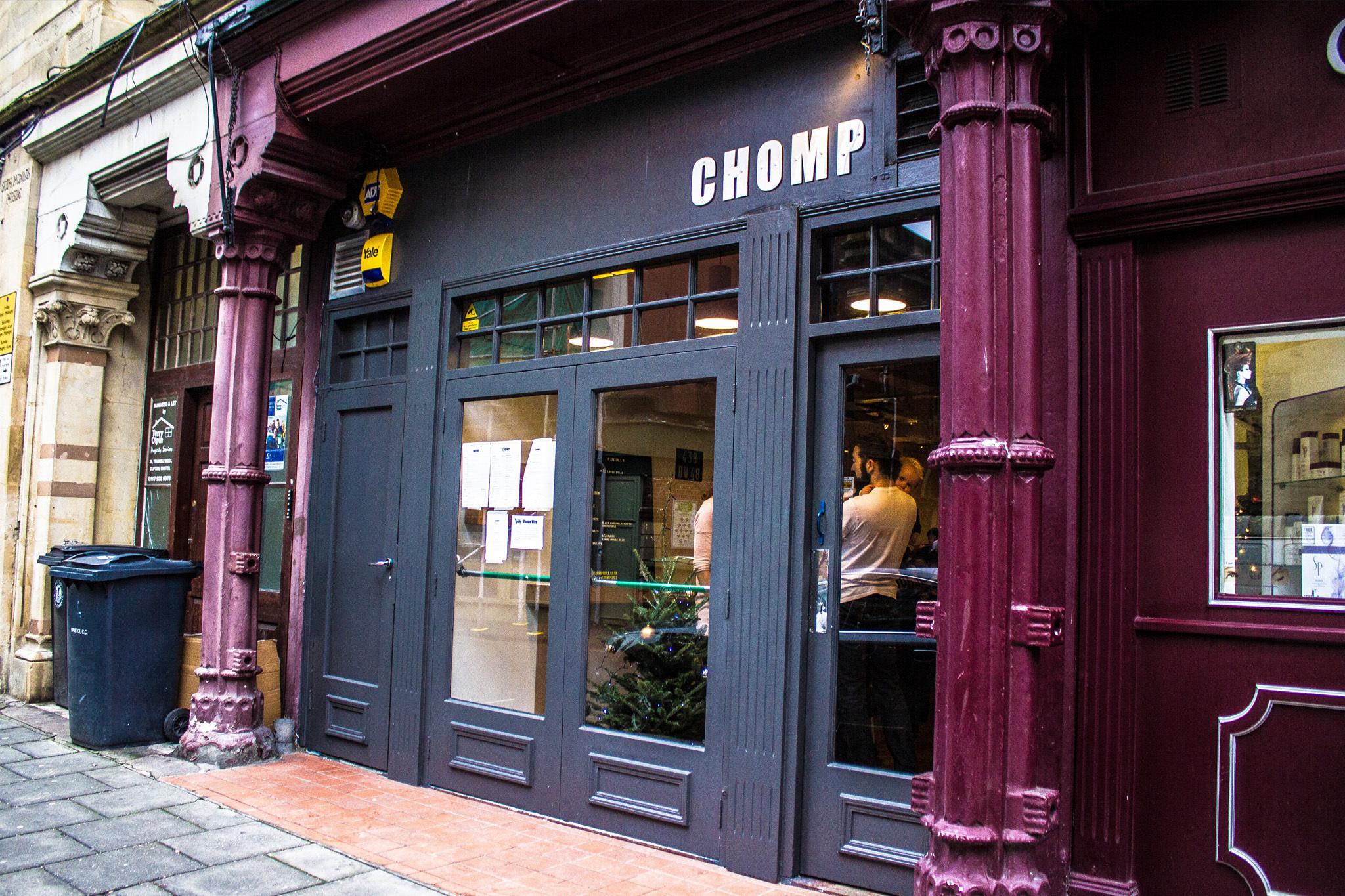 Chomp, Bristol