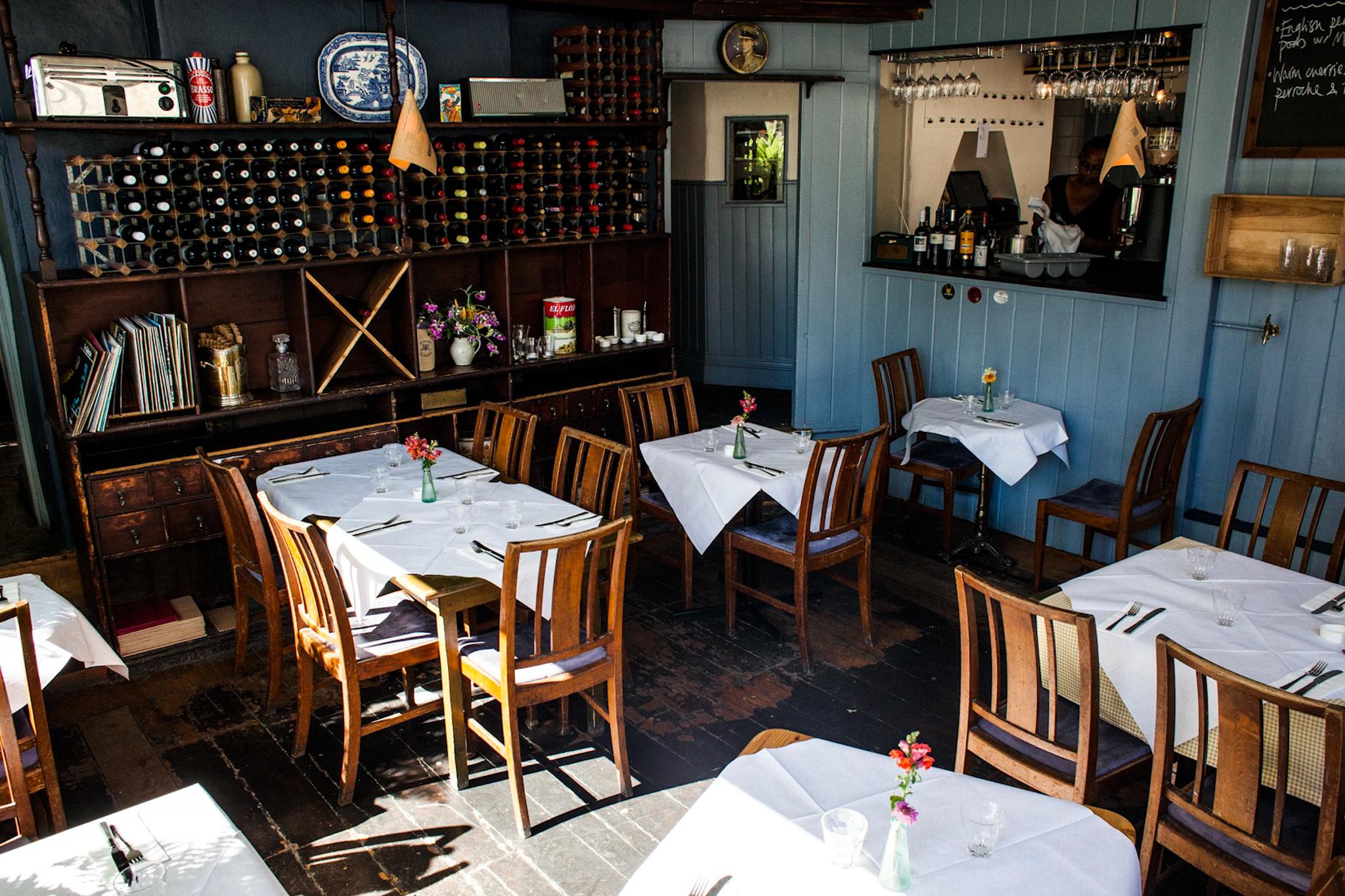 Bell's Diner & Bar Rooms