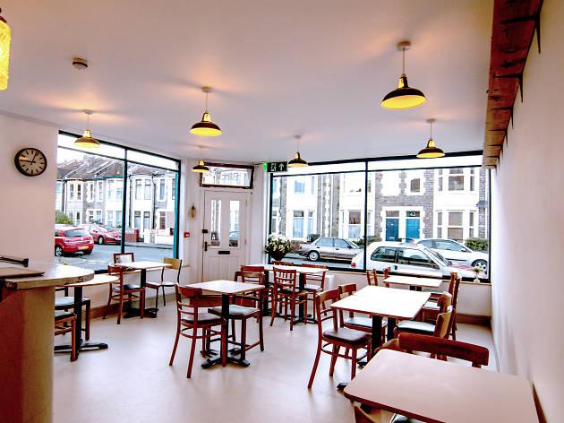 Greens dining room bristol