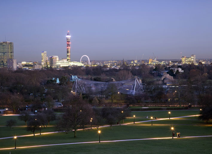 Parliament Hill to Primrose Hill
