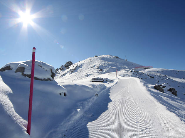 Winter trail walks Things to do in Arosa Arosa Lenzerheide