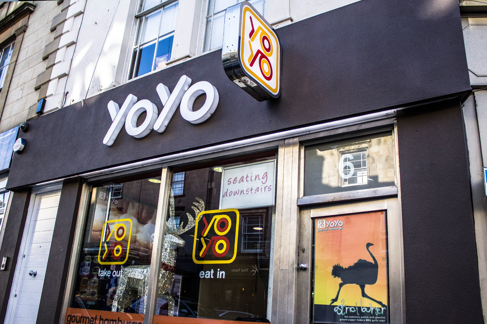 YoYo Burger