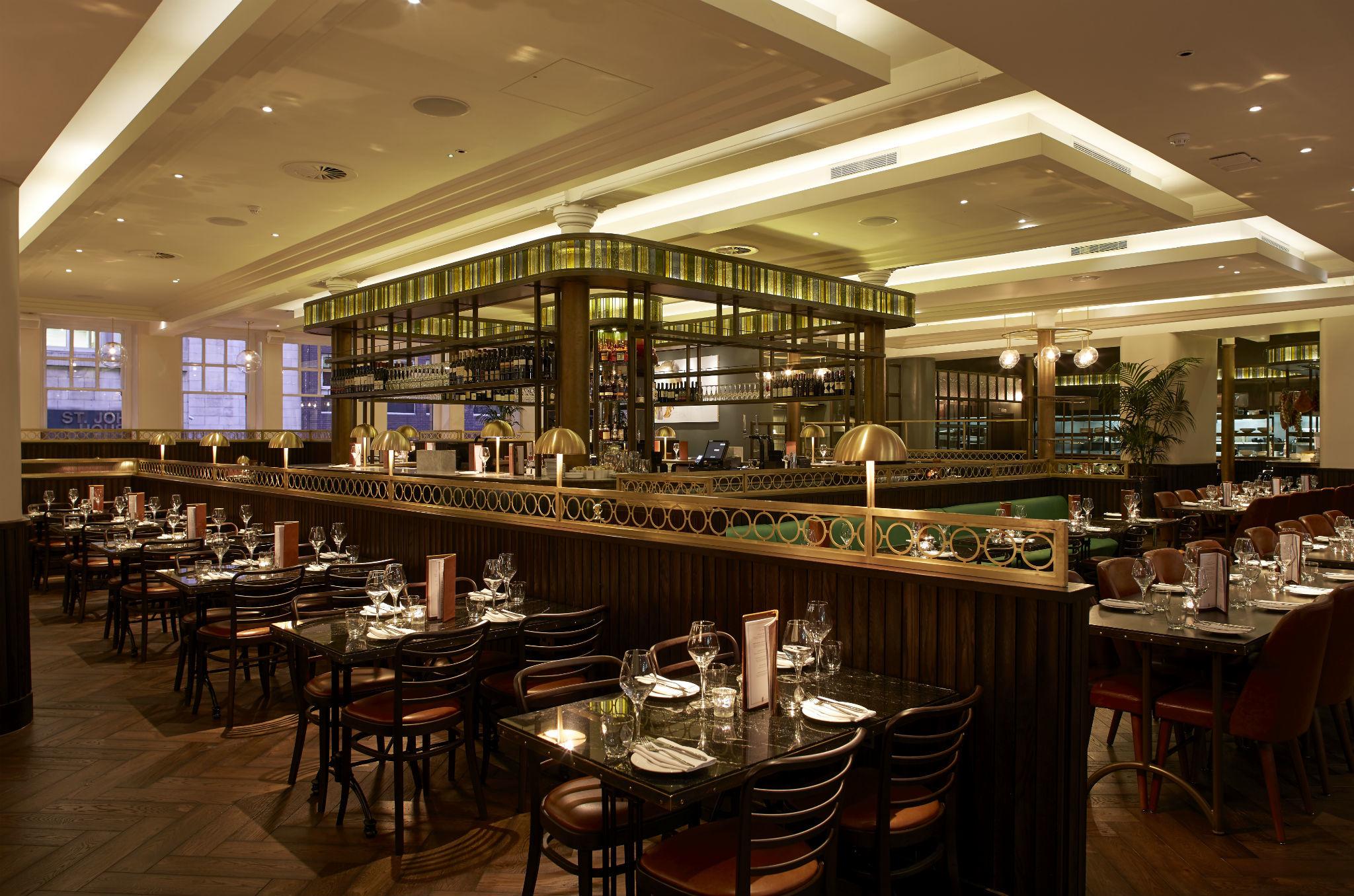 Italian Restaurants In Liverpool