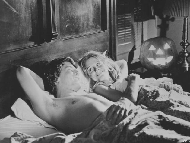 100 sex scenes, Halloween