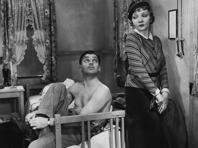 100 sex scenes, It Happened One Night