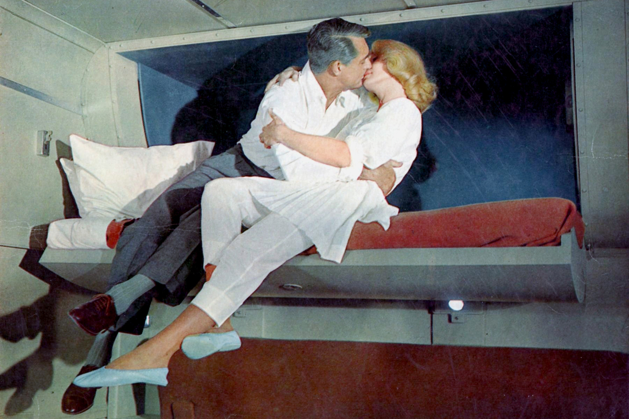 100 sex scenes, North by Northwest