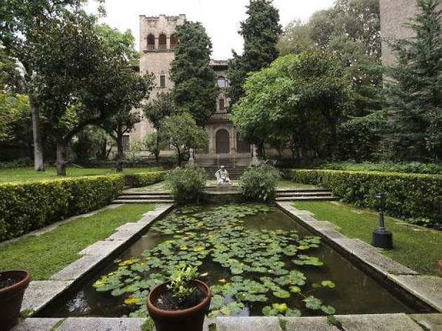 Julio Muñoz Ramonet gardens open to the public