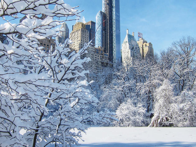 25 reasons New York does winter better than Chicago