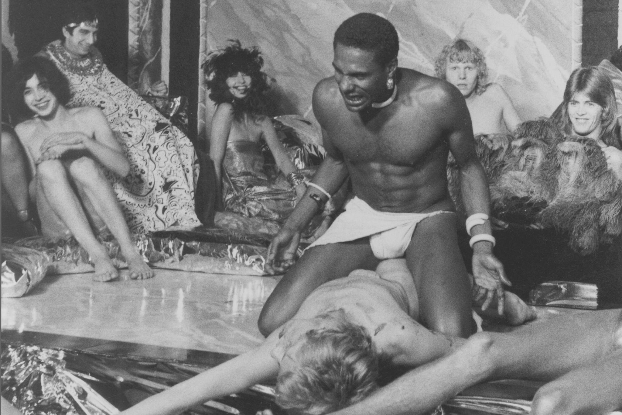 100 sex scenes, Sebastiane