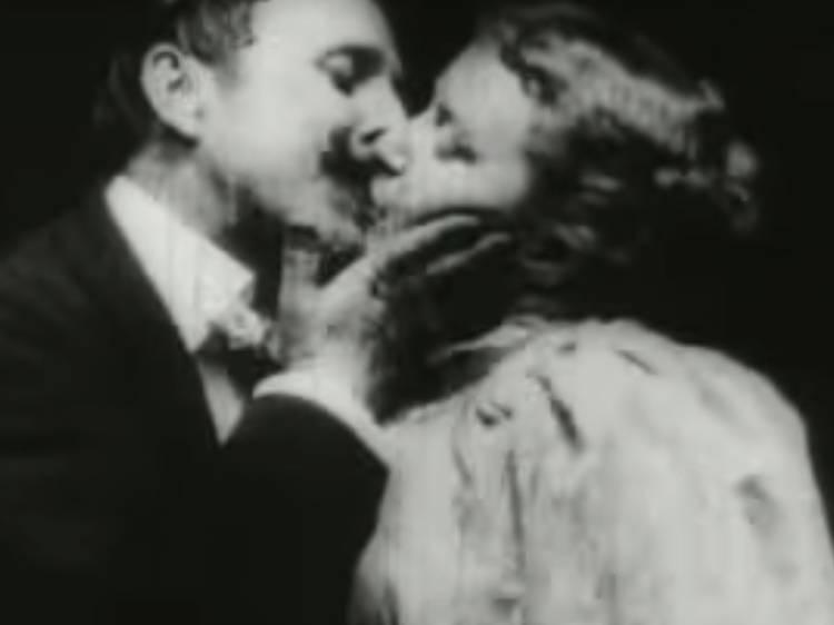 """The Kiss"" (1896)"
