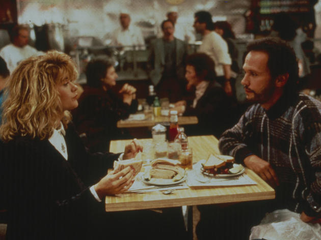 100 sex scenes, When Harry Met Sally