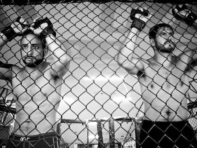 Artes marciales (Foto: Roberto Beltran)
