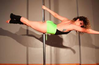 Pole Dance  (Foto: Yoni Shakti)