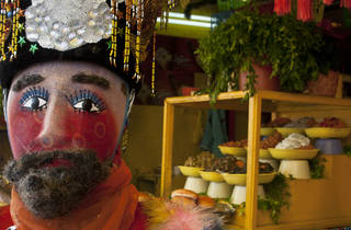 El Popo, Tres Marías (Foto: Elena Zamora)