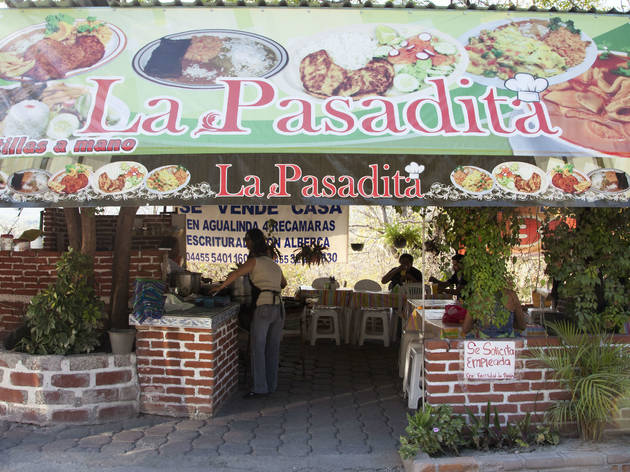 La Pasadita (Foto: Alejandra Carbajal)