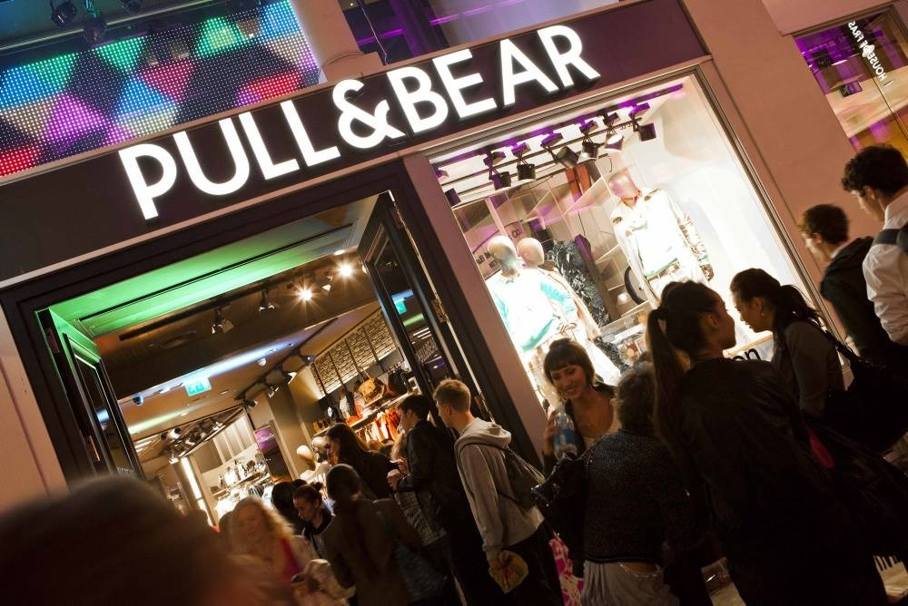 Pull & Bear Oxford Street