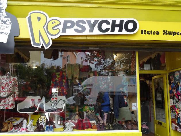 repsycho 2, vintage, bristol