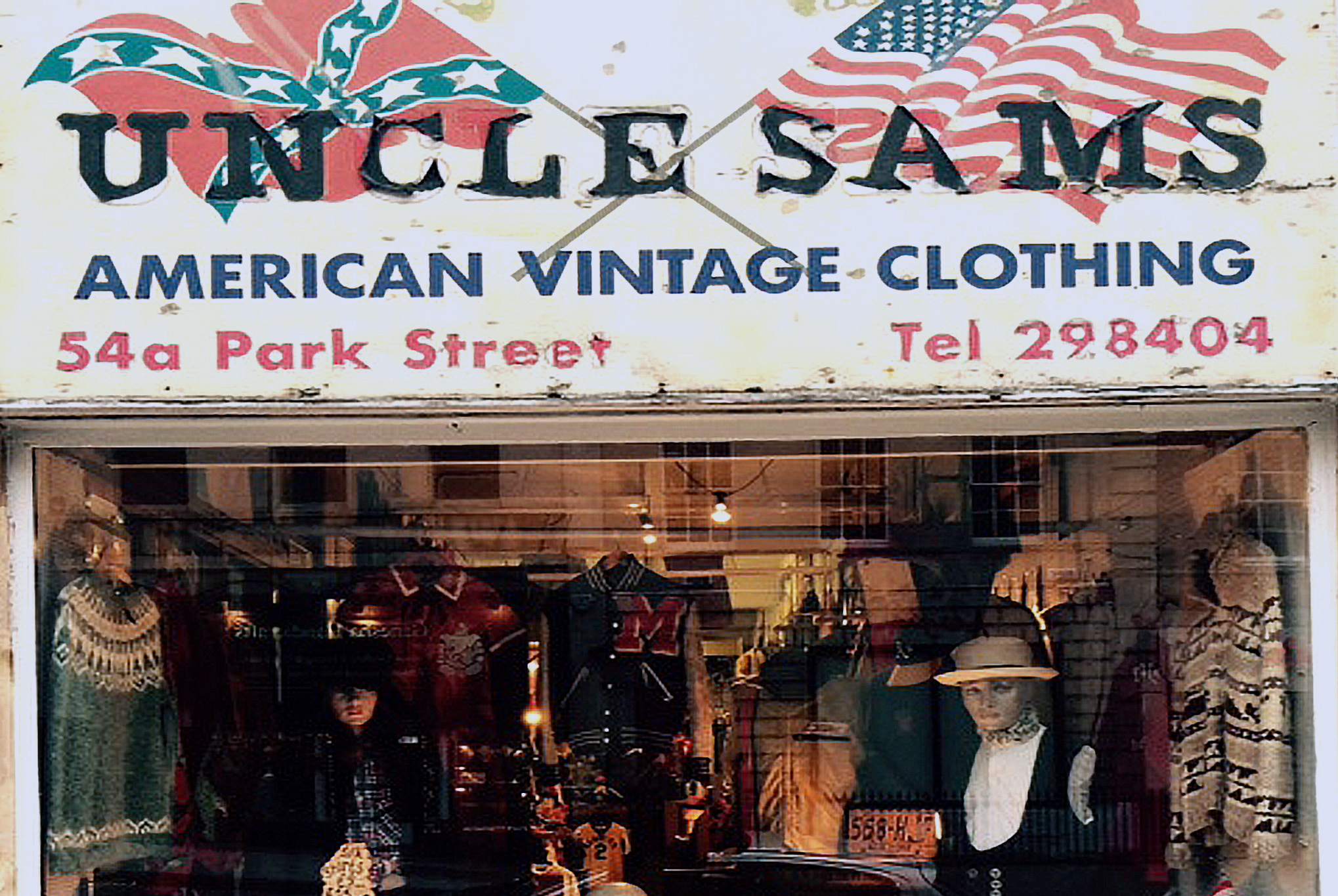 Uncle Sam's, Bristol