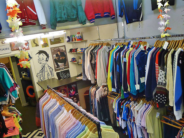 8 very good vintage shops in Bristol