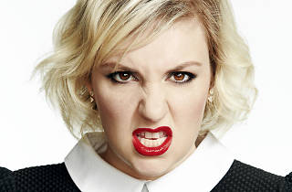 lena dunham time out 2015