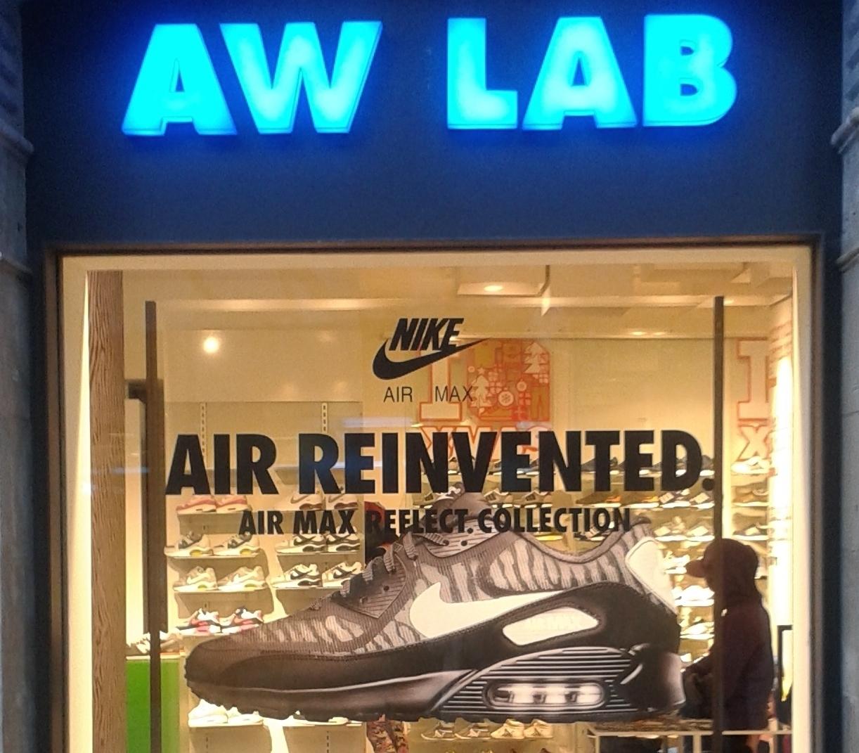 Aw Lab Portal de l'Àngel