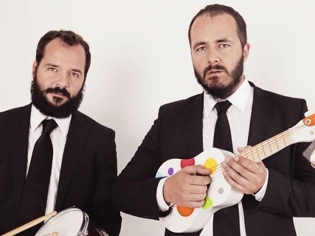 Comedy Zoo: Ángel Martin & Ricardo Castella