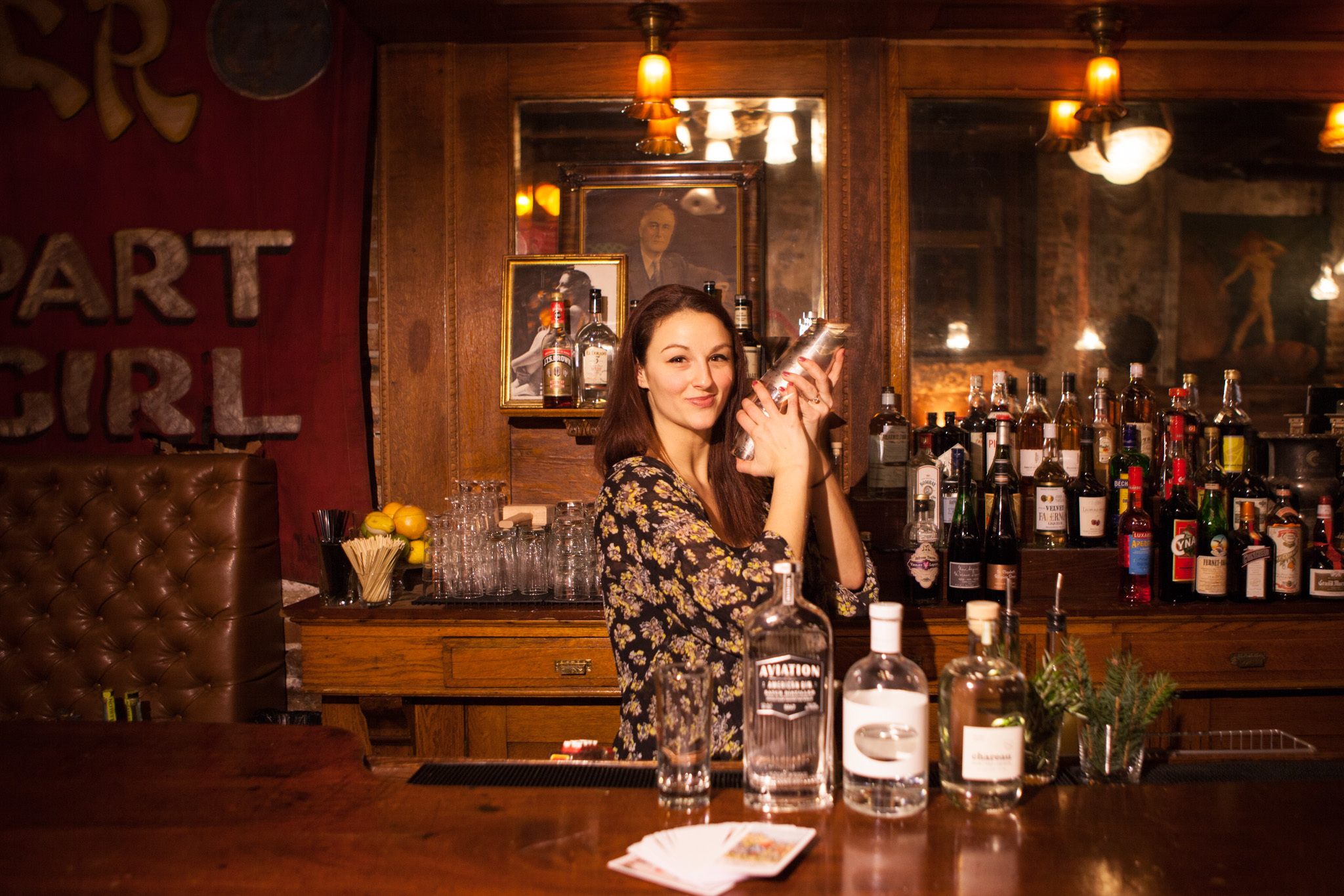 Know Your Bartender: Liz Pearce at the Drifter