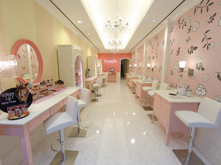 Benefit Brow Counter